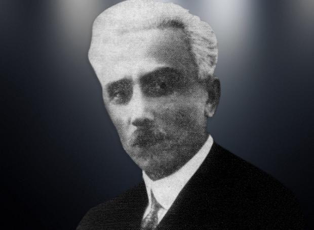 Κωνσταντίνος Σπανούδης (1871 – 1941): Δημοσιογράφος, πολιτικός και αθλητικός παράγοντας. Ιδρυτικό μέλος της ΑΕΚ και πρώτος της πρόεδρος.