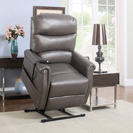 Divano Roma Furniture presents the ultimate effortless lift recliner living room chair with plush filling and bonded leather upholstery with remote control and super silent german made motor. Perfect for elderly people or people with disabilities. Product Features Ultra plush living room recliner power lift chair allowing effortless rise from sitting position Reclining and lifting […]