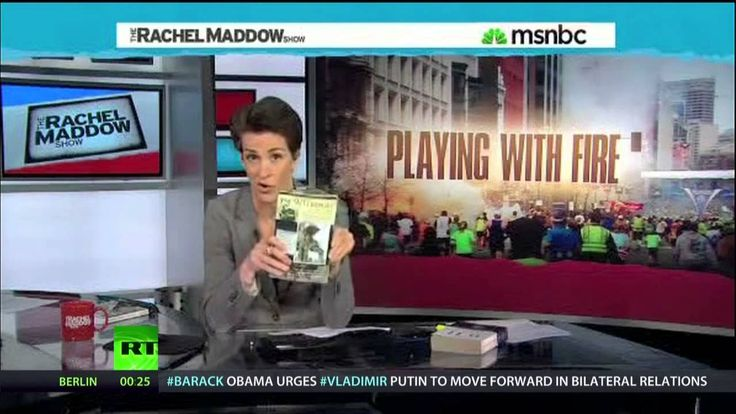ABBY MARTIN BLASTS RACHEL MADDOW FOR SHILLING RE: 9/11. Abby Martin calls out MSNBC's Rachel Maddow for promoting the notion that violence is rooted in conspiracy theories, while disregarding the importance of questioning official government narratives.