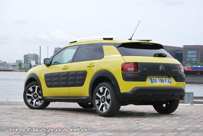 Citroën C4 Cactus 82 - precios