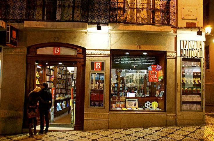 Bertrand Bookshop in Chiado