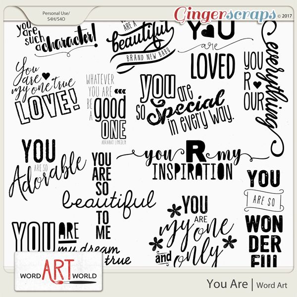 microsoft word art