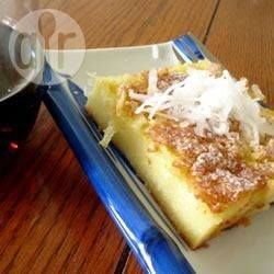 Photo recette : Gâteau mochi au beurre