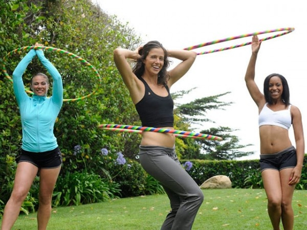 Hoopnotica Hula Hoop Workout