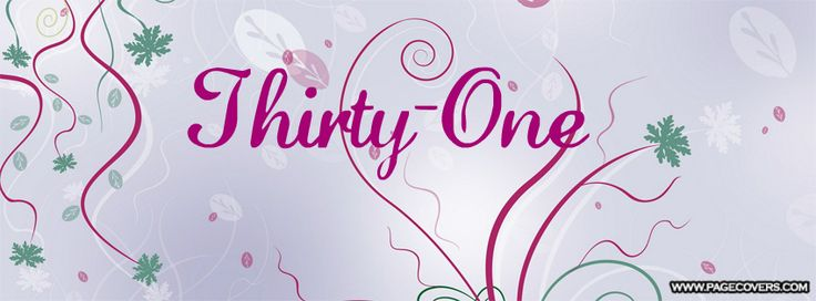 Thirty One Party | Thirty-one Party Cover Comments