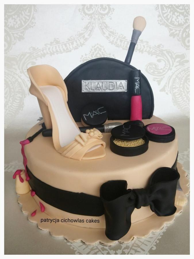 glamour - Cake by Hokus Pokus Cakes- Patrycja Cichowlas