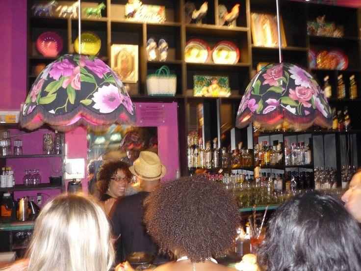 Interior rest. Rosa Negra
