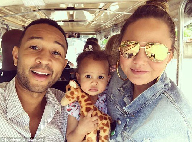 Did Chrissy Teigen Reveal The Sex Of Her Baby?