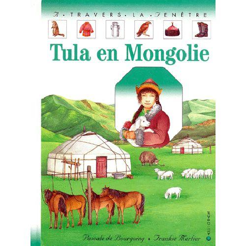 CPRPS 31997000769349 Tula en Mongolie. Un peu de la vie de Tula et de sa famille qui habitent les grandes plaines de Mongolie où ils font paître leur troupeau. [SDM]