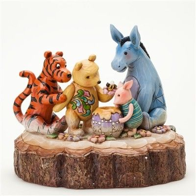 Disney tradition - Pooh Carved by Heart
