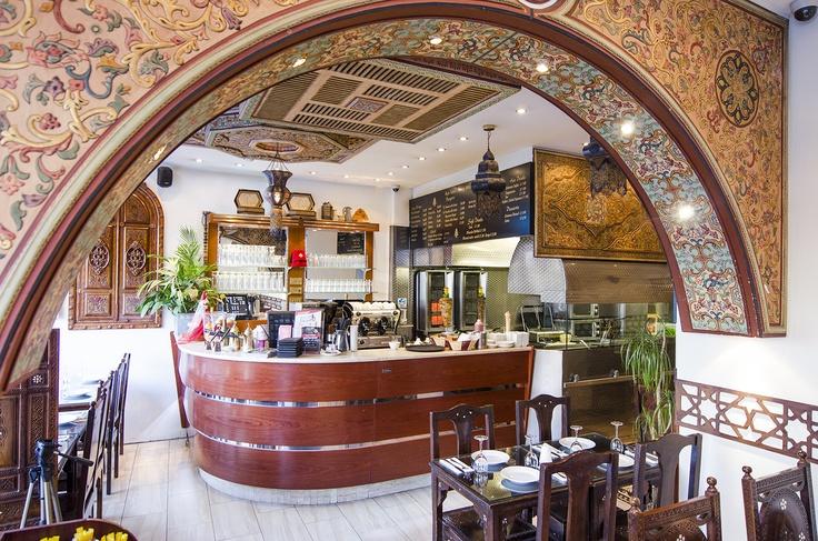 Lebanese restaurant interior design most effective ways