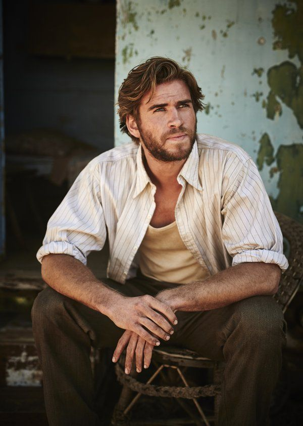 THE DRESSMAKER - Liam Hemsworth( Teddy McSwinney )