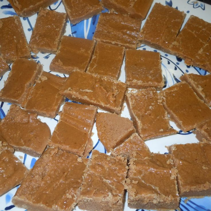 Just like Monterey House!  Mexican Candy (Leche Quemada) Recipe | Just A Pinch Recipes