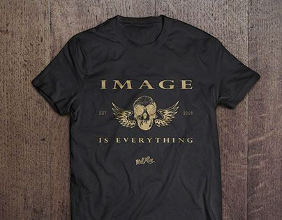 "Check out new work on my @Behance portfolio: ""Image Is Everything tee design"" http://be.net/gallery/32719859/Image-Is-Everything-tee-design"