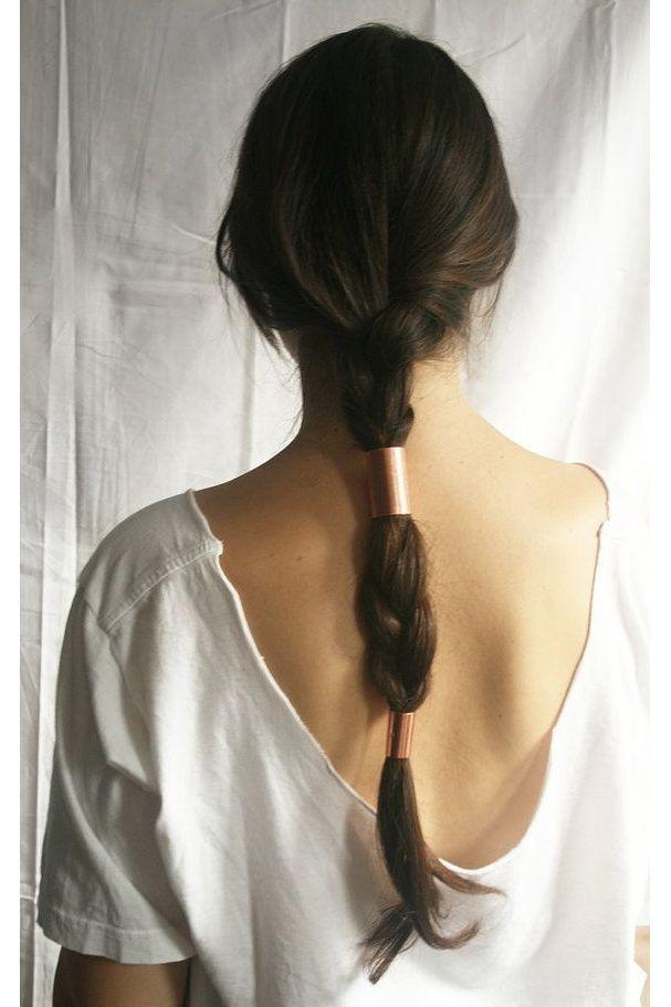 Cheveux : 50 façons cool d'accessoiriser ses coiffures