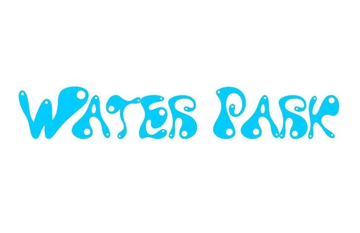 Water Fonts 57