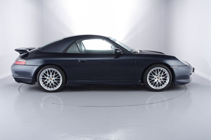 PORSCHE 911 (996) CARRERA 2 CABRIOLET TIPTRONIC 'S' (1999)