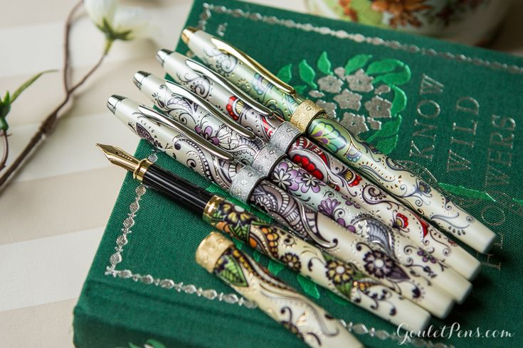 Goulet Pens Blog: Quick Draw Pens