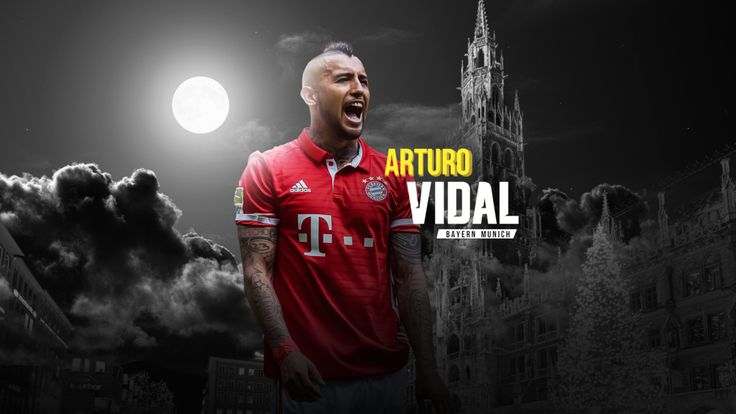 Arturo Vidal HD Images : Get Free top quality Arturo Vidal HD Images for your desktop PC background, ios or android mobile phones at WOWHDBackgrounds.com  #ArturoVidalHDImages #ArturoVidal #Vidal #football #soccer #wallpapers #fcbayernmunich