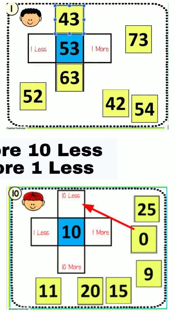 Google Classroom Math 10 More 10 Less 1 More 1 Less No Prep Digital Google Class Google Classroom Math Google Classroom Activities Google Classroom Elementary [ 1280 x 720 Pixel ]