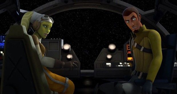 I'm sorry but Kanan and Hera just look like horrified parents!