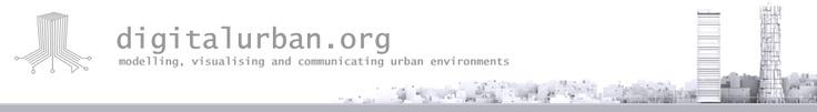 I like the banner on Digital.Urban