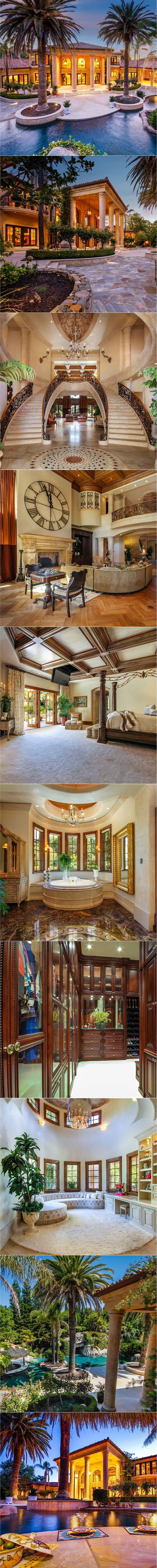 Follow us @propertygrams for more luxury listings. . . . The Crown Jewell of Granite Bay, one-of-a-kind estate has something for everyone. Grand double limestone staircases in the foyer that features a dome ceiling with 5 step custom finished plaster. 4 bedrooms, 2 offices, 7 bathrooms, detached guest house, and an oasis backyard with 100,000 […]