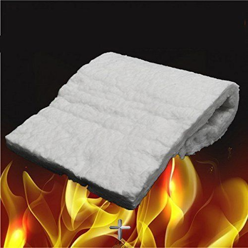 Usa Made Ceramic Fiber Insulation Blanket 8 Lbs Density 1 X 12 X 24 For Thermal Insulation In All Quadraf Ceramic Fiber Blanket Ceramic Fiber Fiber Insulation