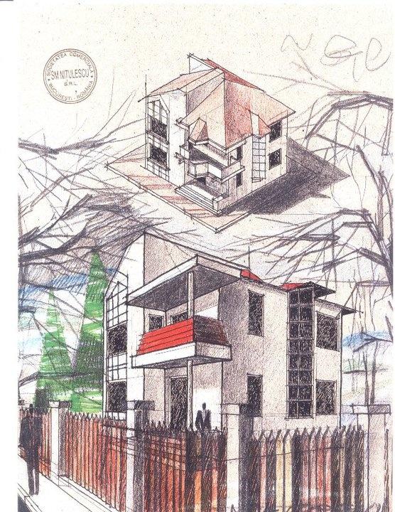 Desen | Pregatire pt admiterea la arhitectura