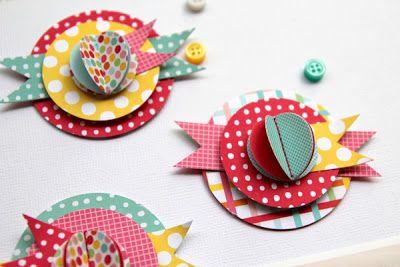 Guest Designer: Piradee Talvanna and a GIVEAWAY! - Pebbles, Inc.