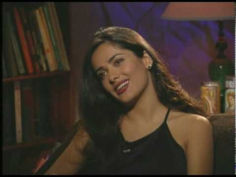 "Salma Hayek talks to Joe Leydon about ""Desperado"" - http://hagsharlotsheroines.com/?p=28121"