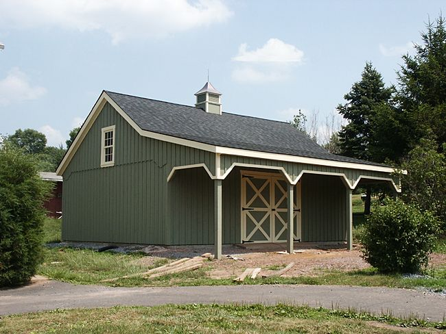 Love The Style Of This Barn Http Www Keystonebarns Com