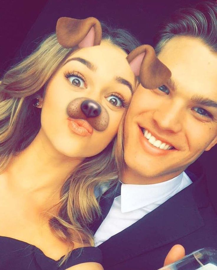 Sadie Robertson and Blake #duckdynasty…""
