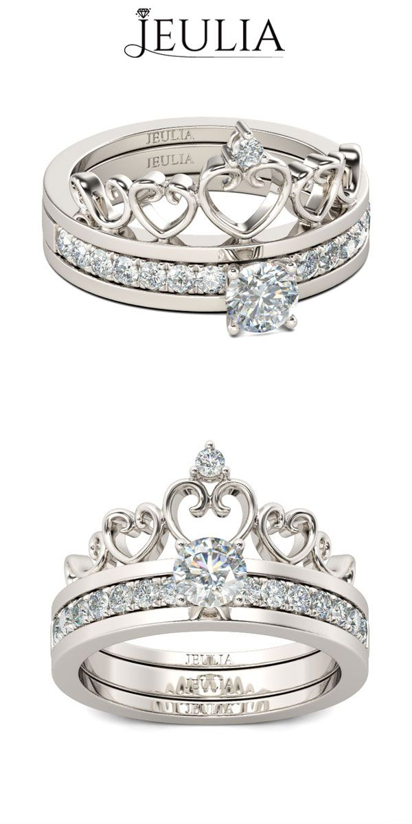 Love crown design? Try this now @jeuliajewelry.