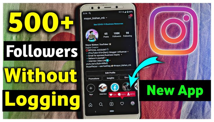 How do you get 1k followers on instagram in 5 minutes for