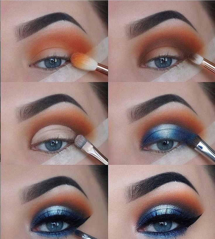 60+ Stunning Eyeshadow Tutorial For Beginners Step By Step Ideas –