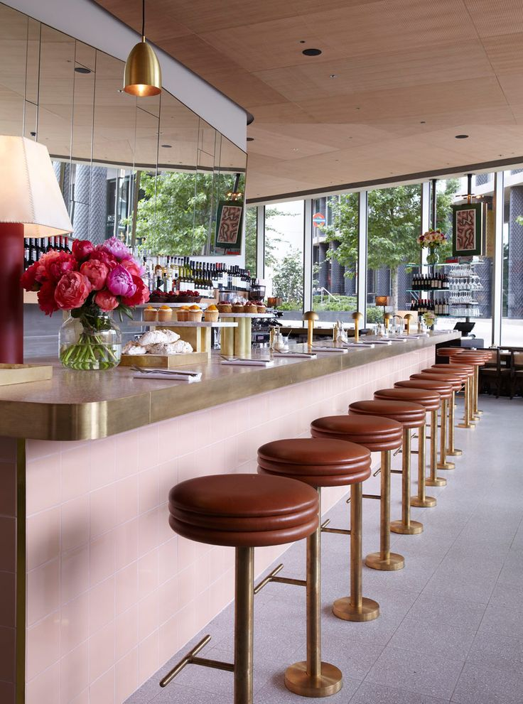 91 best images about commercial spaces on pinterest for Hotel design 75003
