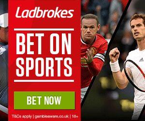 Ladbrokes £50 Free Bet