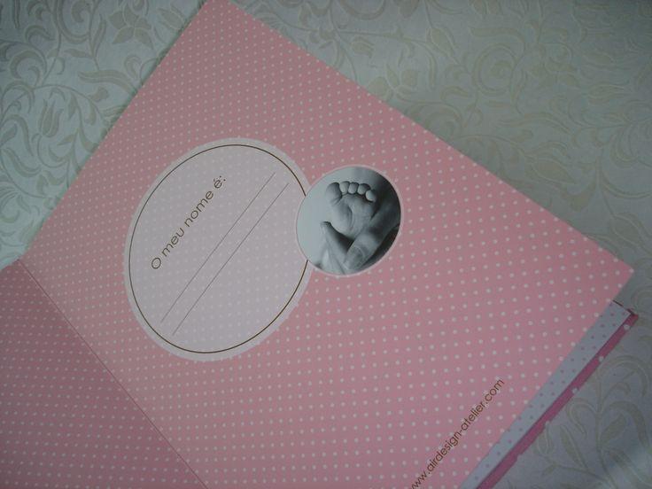 Interior do Livro do Bebé