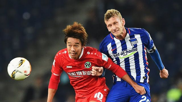 Hertha Berlin vs Hannover Live Stream Bundesliga Online   Hertha Berlin vs Hannover Live Stream Bundesliga Online on April 8-2016  In the first leg against Hannover Salomon Kalou hit the goal turban three times with three shots. The one wishes at Hertha and again on Friday.  This day is Goalgetter Salomon Kalou (30) Do not forget: Three shots three goals three points! Kalou scored in the first leg at Hannover 3: 1 from single-handedly. On Friday (20.30 Olympic Stadium and here in the Live…