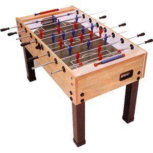 Klasyczny stół do piłkarzyków