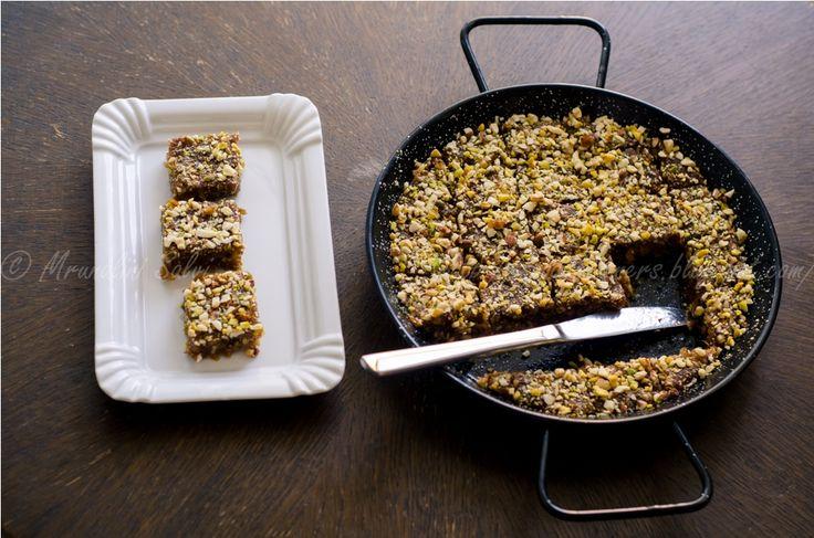 Food dreamers: Anjeer (figs) Barfi