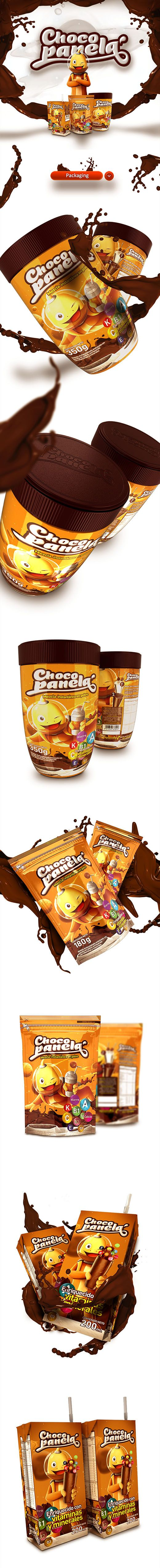 CHOCOPANELA BAG, POT AND CARTONS Packaging Development