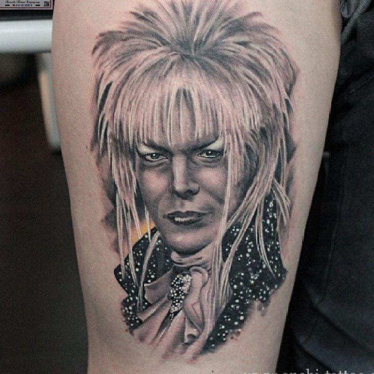 David Bowie (Labyrinth) Tattoo! | labyrinth | Pinterest ... Labyrinth Movie Tattoo