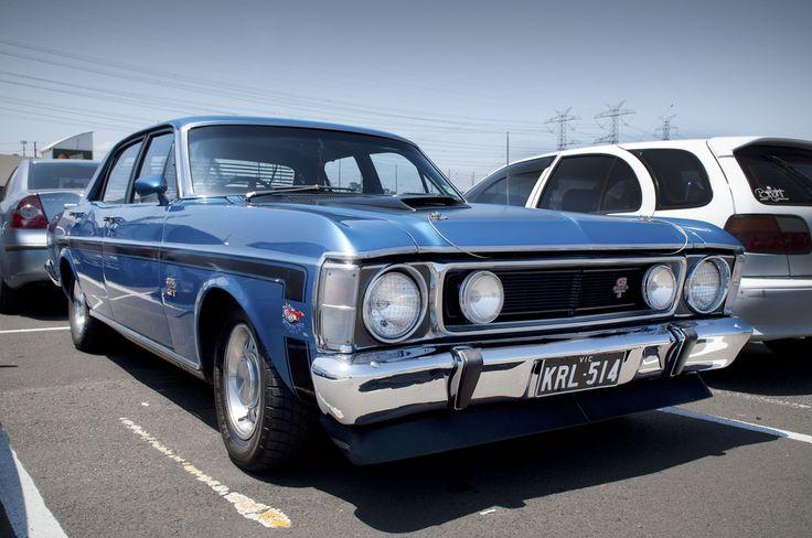 Toutes les tailles | 1970 Ford XW Falcon GT | Flickr: partage de photos!