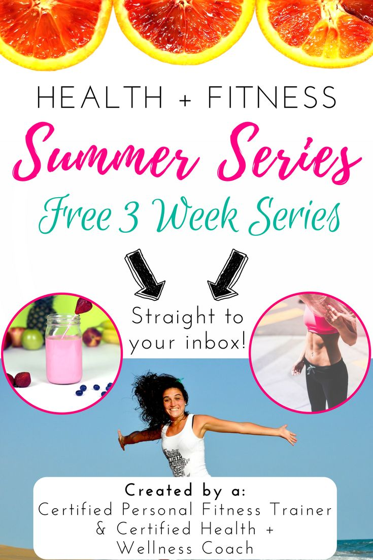Fitness Summer Series –