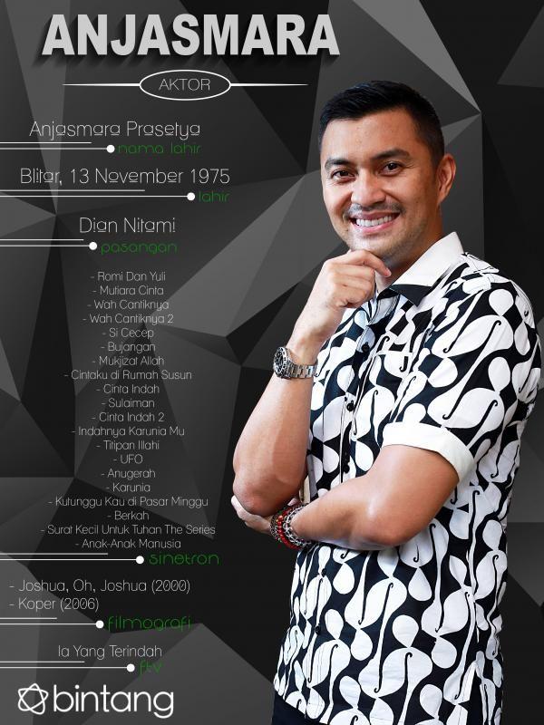 Bukan perkara mudah bagi bintang Wah Cantiknya ini untuk bisa mencapai titik seperti sekarang. Sebagaimana kita tahu, persaingan ketat di dunia hiburan keram membuat artis timbul tenggelam di antara kencangnya arus. Bagaimana lengkapnya perjalanan karir seorang Anjasmara? #Anjasmara #Aktor #CelebBio #Bintang #Indonesia