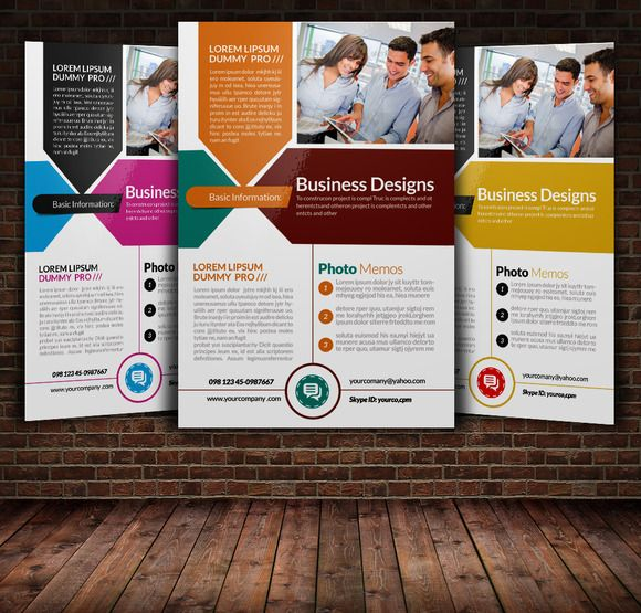 Advertising Poster Templates Delectable 58 Best Flyer Design Images On Pinterest  Flyer Design Business .