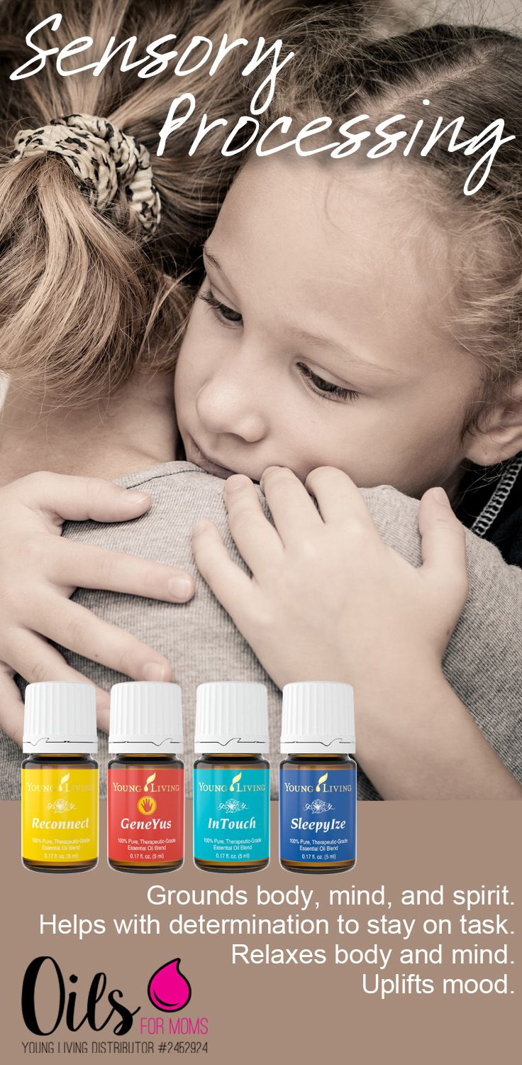 Did you know that Essential Oils can help with sensory processing disorders? This protocol was developed to help children with autism, but can be used for ADHD and more.