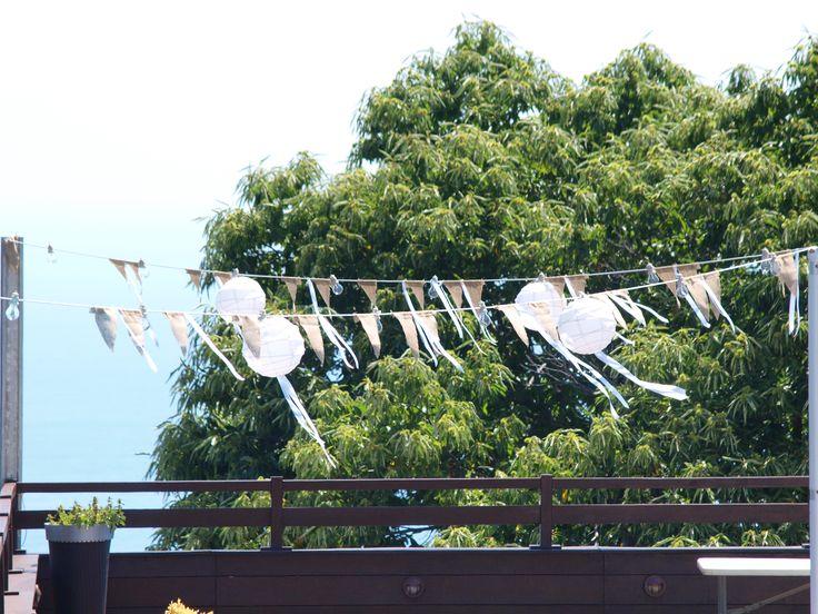 wedding outdoor lighting